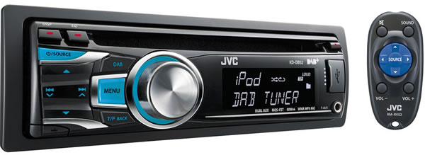 Jvc car stereo spare parts 16